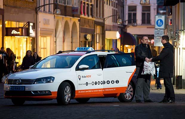 RideNOW taxi